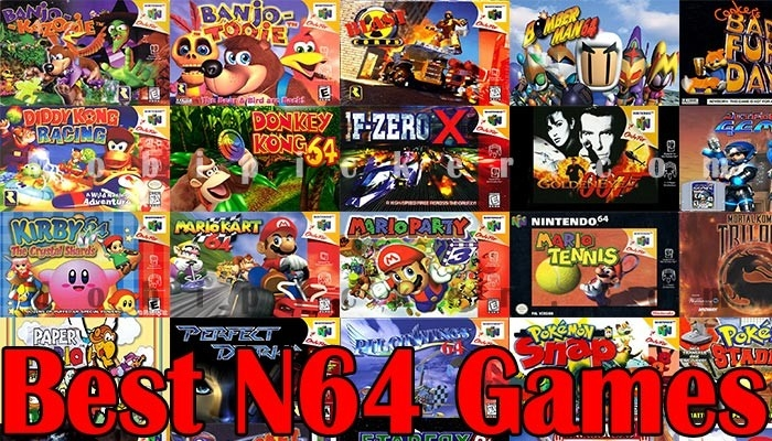 30 Best N64 Games Of All Time To Play In 2018 | Mobipicker pertaining to Nintendo 64 Games List 38128