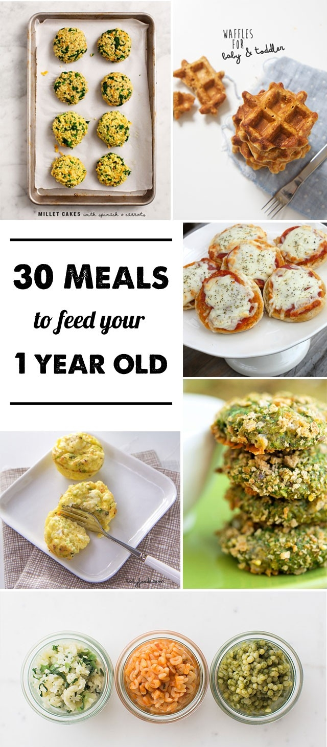 30 Meal Ideas For A 1-Year-Old - Modern Parents Messy Kids within Dinner Ideas For 1 Year Old 36971