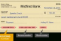 Midfirst Bank Routing Number Oklahoma