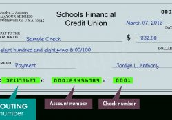 321175627 — Routing Number Of Schools Financial Credit Union In in Schools Financial Credit Union Routing Number