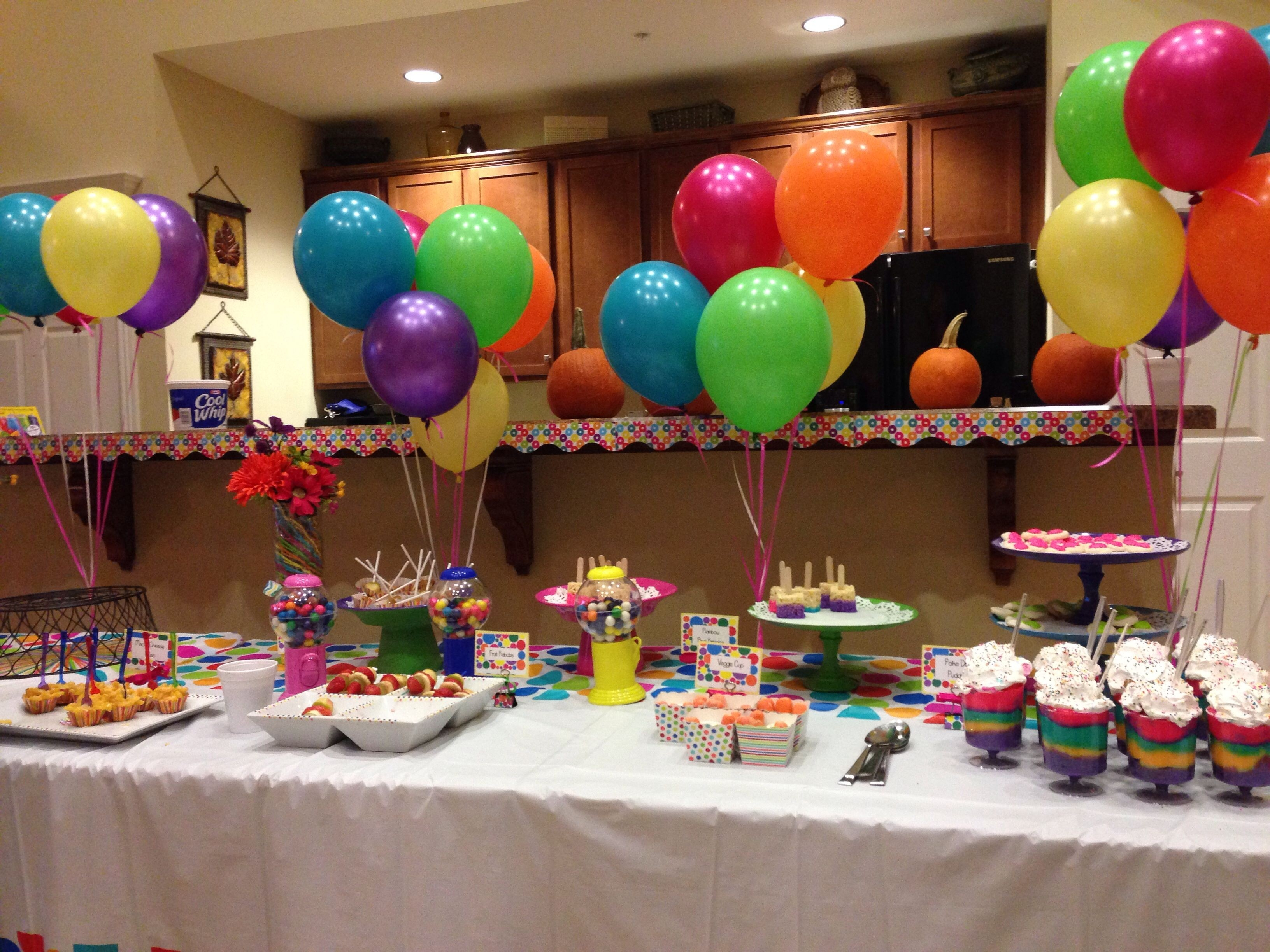 4 Year Old Birthday Party Ideas