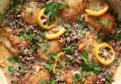 40+ Easy Chicken Thigh Recipes - How To Cook Healthy Chicken Thigh regarding Dinner Ideas With Chicken Thighs