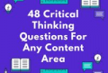 Critical Thinking Questions Examples