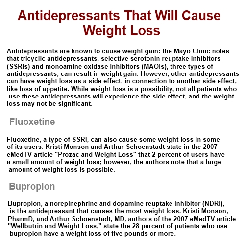 4Bestoff: Antidepressants Weight Loss - The Truth About It! intended for Antidepressants That Help With Weight Loss 47977