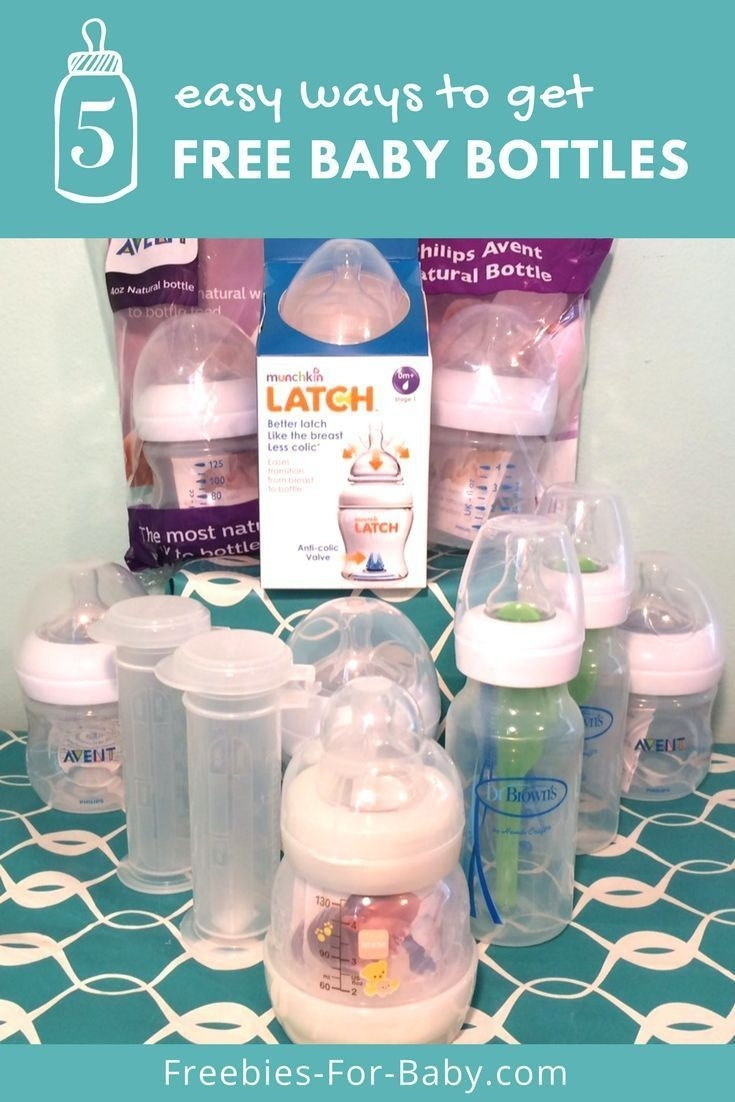 5 Easy Ways To Get Free Baby Bottle Samples | Free Baby Stuff in Free Baby Bottles Samples 58698