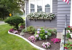 50 Best Front Yard Landscaping Ideas And Garden Designs For 2018 with regard to Gardening Ideas For Front Yard