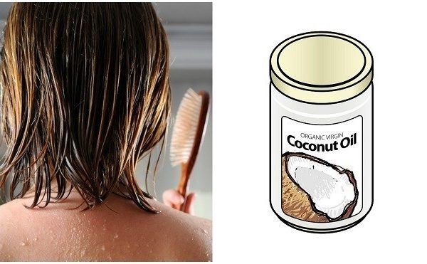 6 Clever Ways To Use Coconut Oil For Gorgeous Hair with regard to How Does Coconut Oil Help Hair