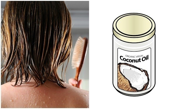 6 Clever Ways To Use Coconut Oil For Gorgeous Hair with regard to How Does Coconut Oil Help Hair 48221
