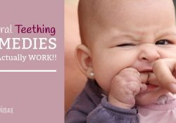 6 Natural Teething Remedies For Baby | Mama Natural in How To Help A Teething Baby