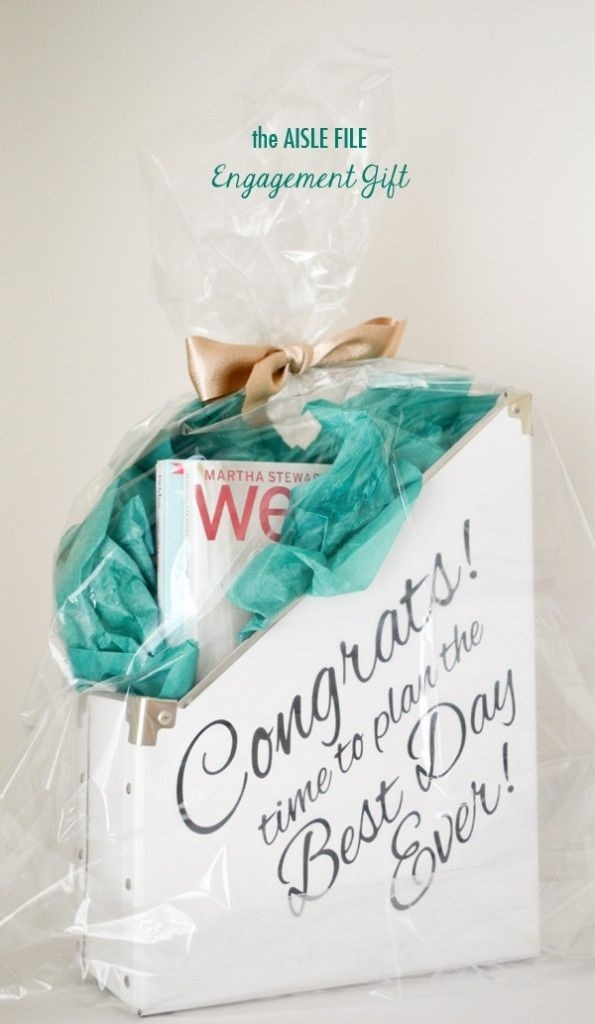 7 Engagement Party Gifts   Gifts For The Bride-To-Be   Pinterest pertaining to Engagement Party Gift Ideas 36561