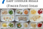 Finger Food Ideas For Baby