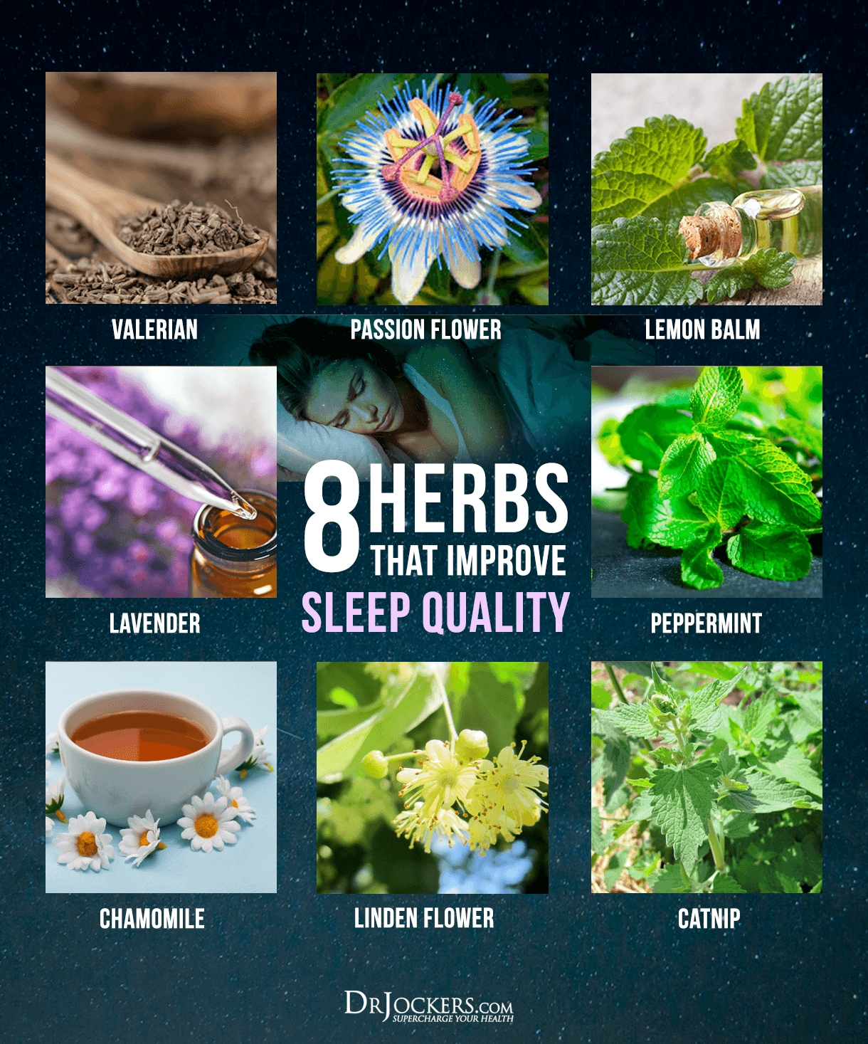 8 Herbs That Improve Sleep Quality - Drjockers regarding Herbs That Help You Sleep 46906