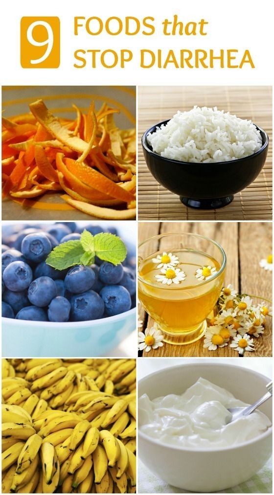 9 Foods That Stop Diarrhea | Ibs | Pinterest | Stop Diarrhea intended for Food To Help With Diarrhea 48352