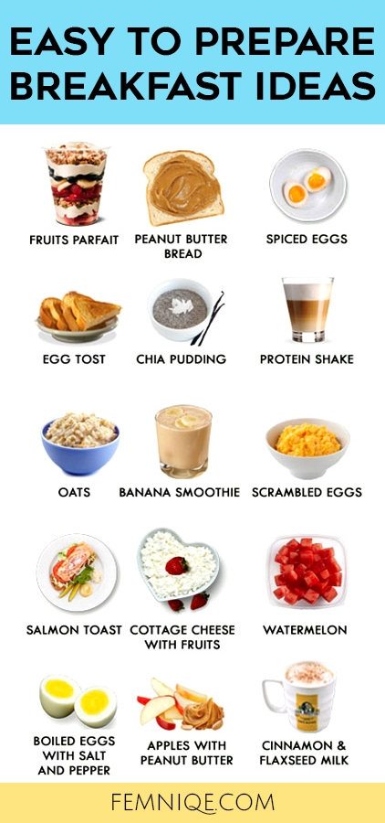 9 Super Healthy Breakfast Recipes For Weight Loss   Projects To Try for Healthy Breakfast Ideas For Weight Loss 36439