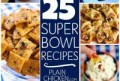 Super Bowl Potluck Ideas