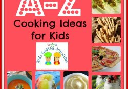 A-Z Kids Cooking Recipes pertaining to Preschool Cooking Ideas