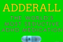 How Does Adderall Help Adhd