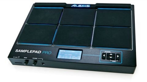 Alesis Samplepad Pro Review | Musicradar pertaining to Alesis Sample Pad Pro Review 57198