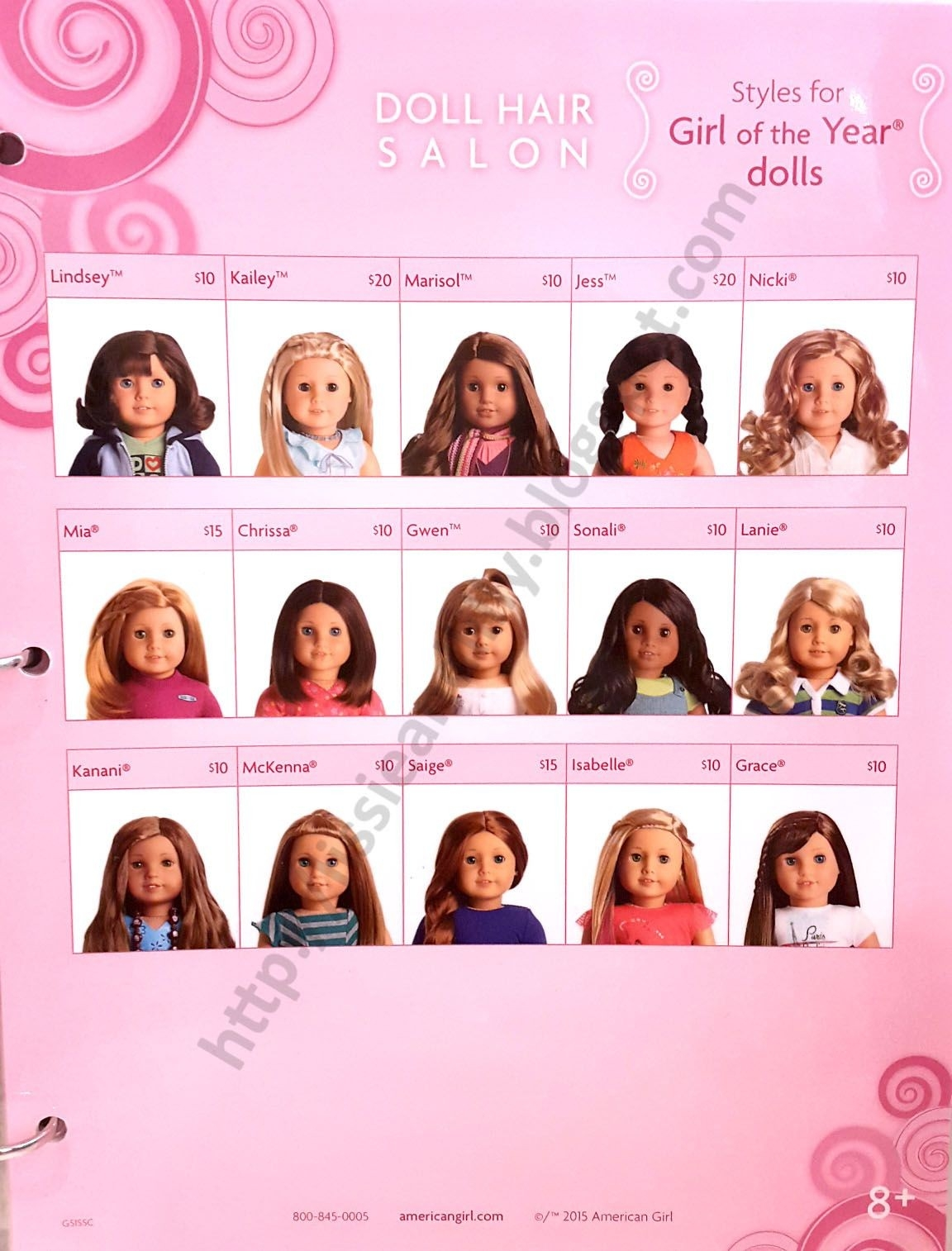 American Girl Of The Year List - Google Search | American Girl Doll throughout American Girl Doll Of The Year List 36770