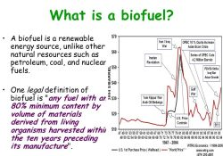 An Ecological Perspective (Biol 346) - Ppt Download in Definition Of Biofuel