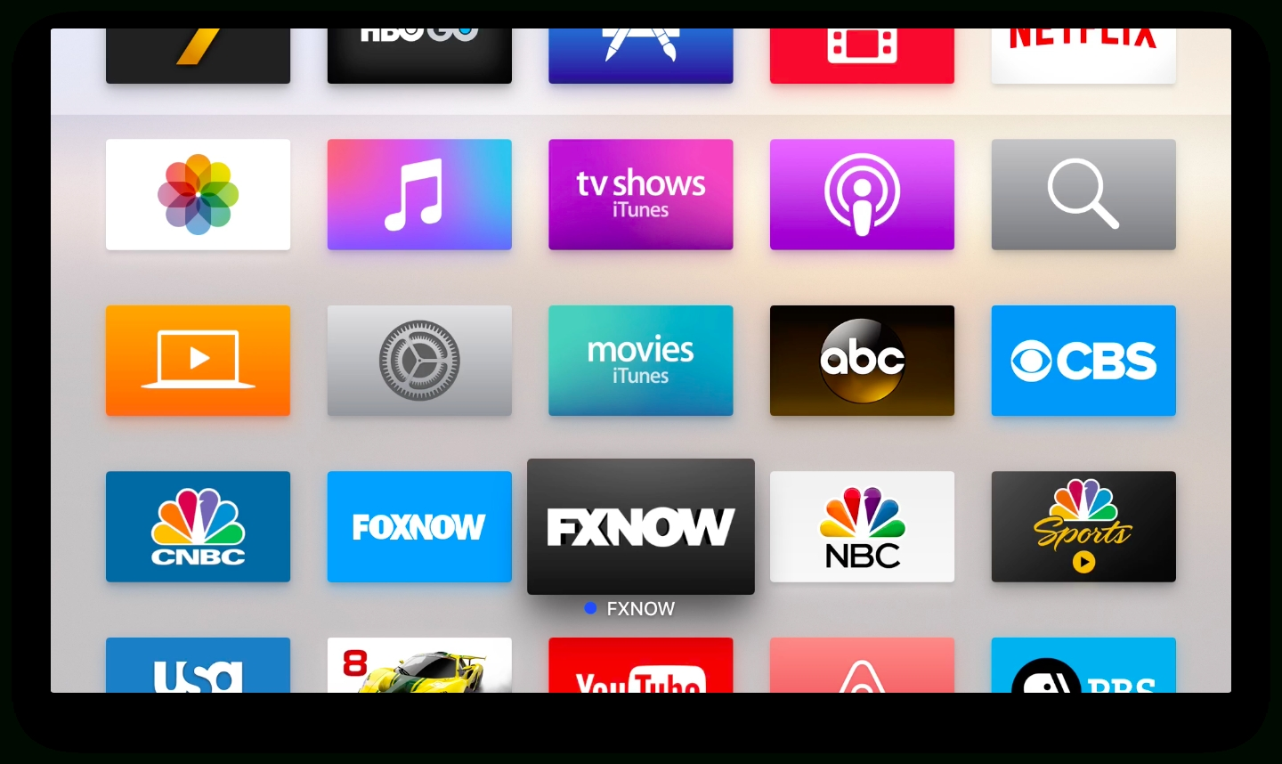 Apple Tv Is Too App-Focused - The Mac Observer inside Apple Tv App List 38212