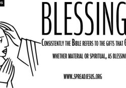 Biblical Definition Of Blessing Consistently The Bible Refers To The throughout Blessed Definition Bible