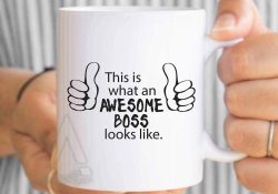 """Boss Gifts, Christmas Gifts, """"this Is What An Awesome Boss Looks pertaining to Gift Ideas For Boss Male"""