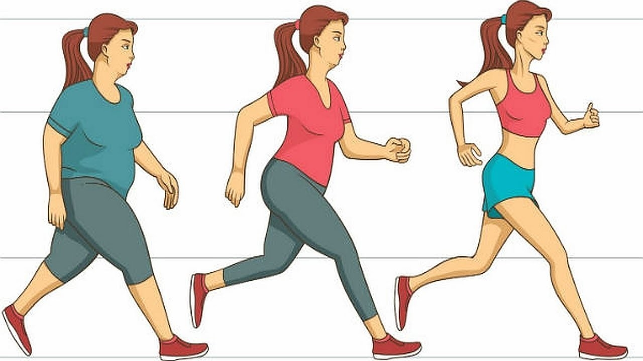 Can Walking Help You Lose Weight? Recommended Steps A Day To Lose in Can Walking Help Lose Weight 45798