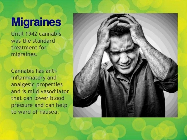 Cbd And Migraines — Steemit within Does Weed Help Migraines 46164