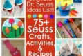 Dr Seuss Craft Ideas