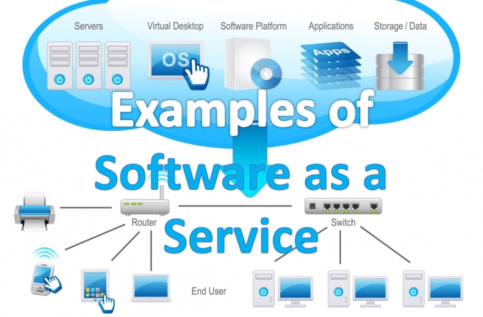 Cloud Software As A Service Examples - Technical Baccha with Software As A Service Examples