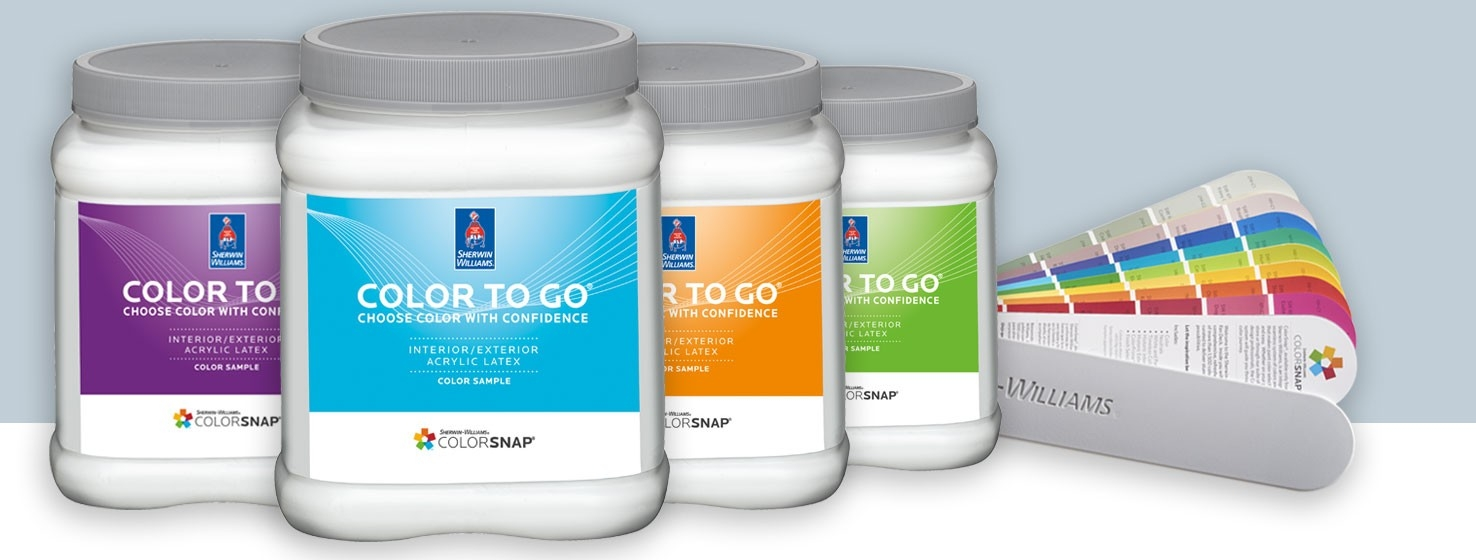 Color To Go® Paint Sample | Sherwin-Williams with Sherwin Williams Paint Samples 58152