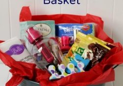 Create A Diy New Mom Gift Basket For After Labor | Diy | Pinterest intended for Gift Ideas For New Moms