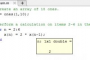 Matlab For Loop Example
