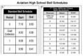 Laguardia High School Bell Schedule
