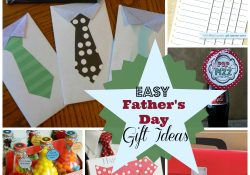 Diy Father's Day Gift Ideas with Father Day Homemade Gift Ideas