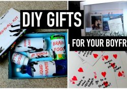 Diy Gifts For Your Boyfriend (Partner, Husband, Etc) Last Minute within Last Minute Gift Ideas For Him