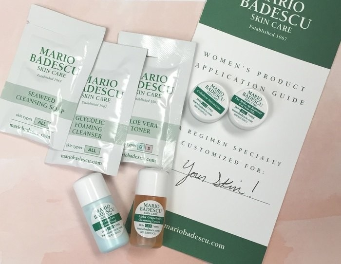 Do You Want Samples? | Mario Badescu Skin Care Blog inside Mario Badescu Samples 58047