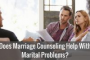 Does Marriage Counseling Help