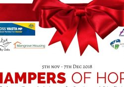 Donate To Hampers Of Hope To Help Families In Need This Christmas intended for Churches That Help Families In Need