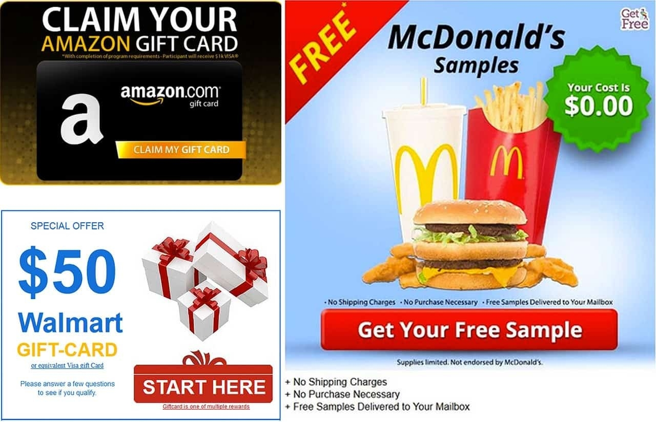 E-Mails With Gift Cards | Scam Detector with regard to Scam Free Samples 58677