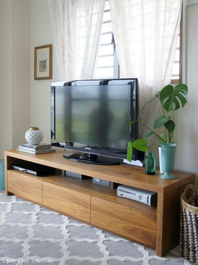Easy Tips For Tv Stand Decor And Styling | Bhg's Best Home Decor regarding Tv Stand Decoration Ideas 36992