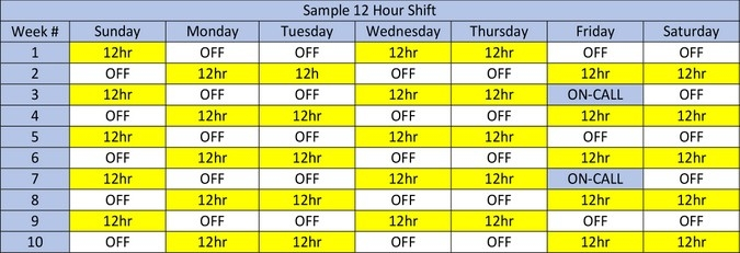 Field Shift Schedules | Ems | Austintexas.gov - The Official Website throughout 12 Hour Shift Schedule Examples 57261