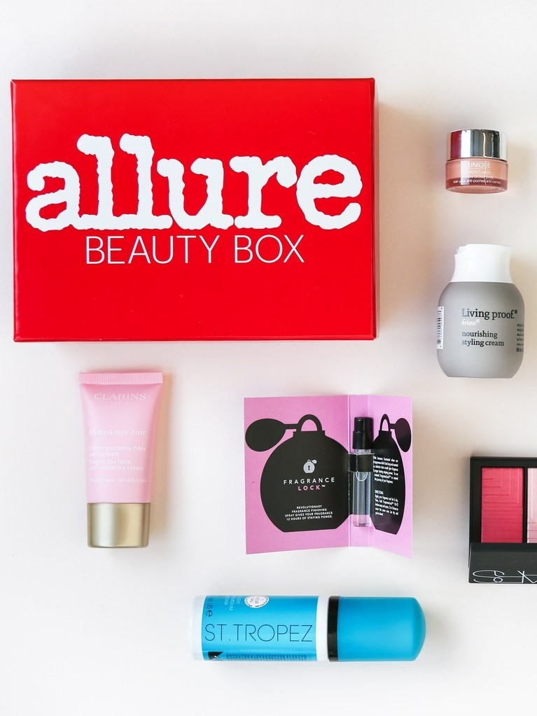 Free Beauty Samples | Allure inside Allure Free Samples 58131