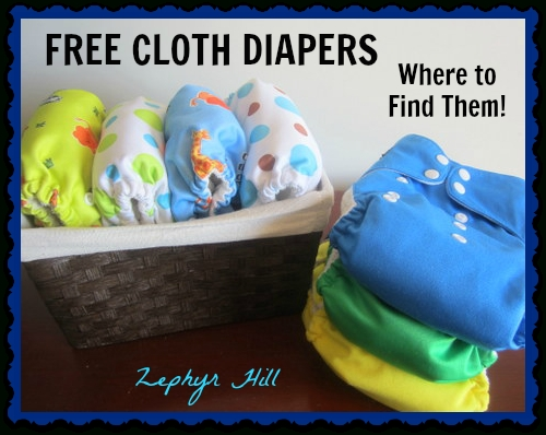 Free Cloth Diapers in Free Cloth Diaper Samples 59367