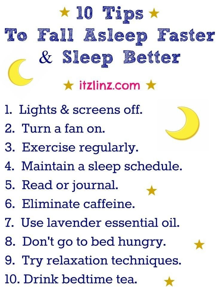 Having Trouble Falling Asleep? Here Are Some Simple Ways To Help You pertaining to Things That Help You Fall Asleep 47586