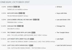 Hotwire Communications - Tonights Tv Schedule On Nbc | Hotwire throughout Nbc Schedule Tonight