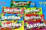 How Many Skittles Are In A Bag