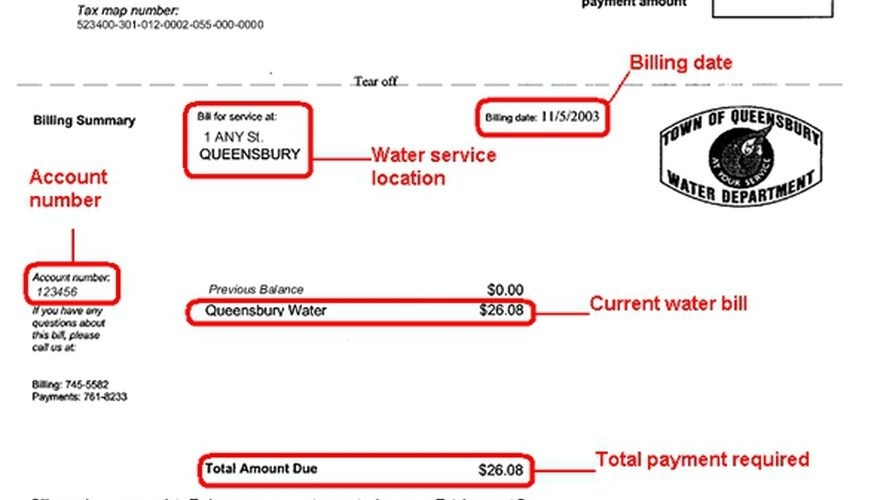 How To Find Help Paying A Water Bill | Pocket Sense throughout Help Paying Water Bill 46101