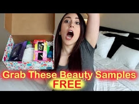 How To Get Free Samples In The Mail! 2016 - Free Stuff, Makeup in Free Makeup Samples Free Shipping 57780